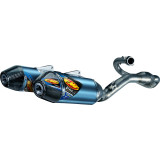 FMF Factory 4.1 RCT Complete Exhaust With Titanium Megabomb Header - Dual - Dirt Bike Exhaust Systems & Accessories