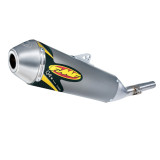 FMF Q4 Spark Arrestor Slip-On Exhaust - ATV Parts & Accessories