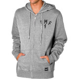 FMF Strike Zip Fleece Hoody - FMF Utility ATV Products