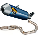 FMF Factory 4.1 Titanium Slip-On RCT With Megabomb Header - Dirt Bike Exhaust Systems & Accessories