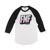 FMF Women's Home Sweet Home Raglan Long Sleeve T-Shirt - Utility ATV Womens Casual