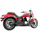 Freedom Performance Radius Exhaust - Cruiser Full Exhaust Systems
