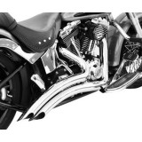 Freedom Performance Sharp Curve Radius Exhaust - Cruiser Full Exhaust Systems