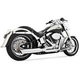Freedom Performance Union 2-Into-1 Exhaust - Cruiser Full Exhaust Systems