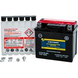 Fire Power Maintenance Free Sealed Battery With Acid