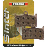 Ferodo Sintered STAC Track Day Brake Pads -  Motorcycle Brakes