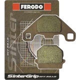 Ferodo Sintered Offroad Brake Pads SG - Dirt Bike Rear Brake Pads