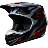 Fox Racing 2014 V1 Helmet - Race - Dirt Bike Motocross Helmets