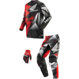 Fox Racing 2014 180 / HC Combo - Honda -  Dirt Bike Pants, Jersey, Glove Combos
