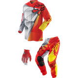 Fox Racing 2014 180 / HC Combo - Radeon Airline - Dirt Bike Pants, Jersey, Glove Combos