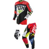 Fox Racing 2014 360 Combo - Intake - Dirt Bike Pants, Jersey, Glove Combos