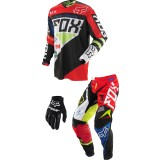Fox Racing 2014 Youth 360 Combo - Intake - Fox Utility ATV Pants, Jersey, Glove Combos