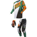 Fox Racing 2015 180 Combo - Vandal - Dirt Bike Pants, Jerseys, Gloves, Combos