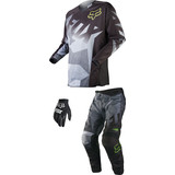 Fox Racing 2015 180 Combo - Drezden - Dirt Bike Pants, Jerseys, Gloves, Combos
