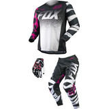 Fox Racing 2015 Women's 180 Combo - Dirt Bike Pants, Jerseys, Gloves, Combos