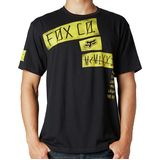 Fox Racing Strangler T-Shirt - Fox Racing Gear & Casual Wear