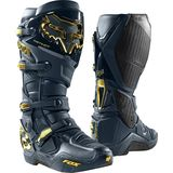 Fox Racing 2019 Instinct Boots - Navy/Gold LE