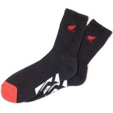 Factory Effex Honda Crew Socks -  Motorcycle