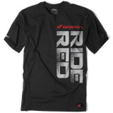 Factory Effex Honda Ride Red Vert T-Shirt - Factory Effex ATV Products