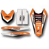 Standard Trim Kit - KTM - Factory Effex 2013 Rear Fender Decal - KTM