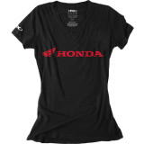 Factory Effex Women's Honda T-Shirt - Utility ATV Womens Casual