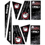 Factory Effex Universal Quad Trim Decals - ATV Graphics, Decals, Seats and Seat Covers