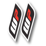 Factory Effex 2014 Generic Fork / Swingarm Stickers - WP Suspension - Dirt Bike Graphics