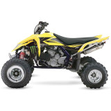 Factory Effex Monster Energy ATV Graphics - Suzuki - ATV Graphics, Decals, Seats and Seat Covers