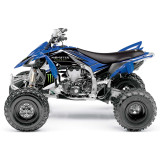 Factory Effex Monster Energy ATV Graphics - Yamaha - ATV Graphics, Decals, Seats and Seat Covers