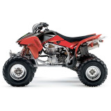Factory Effex Monster Energy ATV Graphics - Honda - ATV Graphics, Decals, Seats and Seat Covers