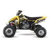 Factory Effex Metal Mulisha ATV Graphics Kit - Suzuki - ATV Graphics, Decals, Seats and Seat Covers