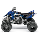 Factory Effex Metal Mulisha ATV Graphics Kit - Yamaha - ATV Graphics, Decals, Seats and Seat Covers