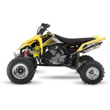 Factory Effex Rockstar ATV Graphics Kit - Suzuki - ATV Graphics, Decals, Seats and Seat Covers