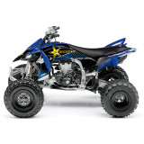 Factory Effex Rockstar ATV Graphics Kit - Yamaha - ATV Graphics, Decals, Seats and Seat Covers