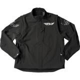 Fly Black Ops Convertible Jacket - Utility ATV Jackets