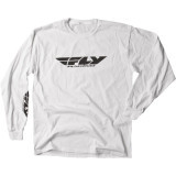Fly Corporate Long Sleeve T-Shirt - Fly Utility ATV Casual