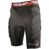 Fly Compression Shorts - Motorcycle Safety Gear & Protective Gear