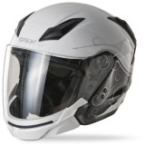 Fly Tourist Helmet - Cirrus -  Open Face Motorcycle Helmets