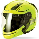 Fly Tourist Helmet - Vista -  Open Face Motorcycle Helmets
