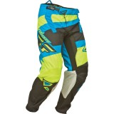 Fly 2014 Youth Kinetic Pants - Blocks - Fly Utility ATV Products
