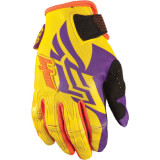Fly 2013 Girl's Kinetic Gloves - Fly Dirt Bike Riding Gear