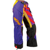 Fly 2013 Girl's Kinetic Over-Boot Pants - Fly Dirt Bike Riding Gear