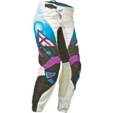 Fly 2014 Girl's Kinetic Race Pants - Fly Utility ATV Products