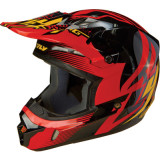 Fly 2014 Youth Kinetic Inversion Helmet - Utility ATV Off Road Helmets