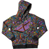 Fly Youth Reverse-A-Billy Zip Hoody - ATV Youth Casual