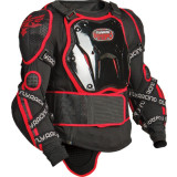 2013 Fly Racing Barricade Body Armor Long Sleeve Suit