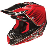 Fly 2013 F2 Carbon Trey Canard Replica Helmet - Fly Dirt Bike Riding Gear