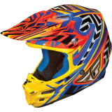 Fly 2013 F2 Carbon Andrew Short Replica Helmet - Fly Dirt Bike Riding Gear