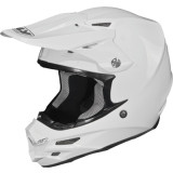 Fly 2014 F2 Carbon Helmet - Solid - Fly Dirt Bike Riding Gear