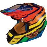 Fly 2015 Formula Helmet - Stryper - Fly Utility ATV Products